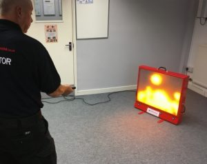 Fire Marshal with Simulator - Mission Training